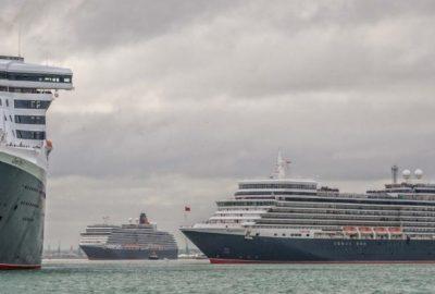 hotels near cruise terminals