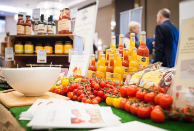 local produce show 2018