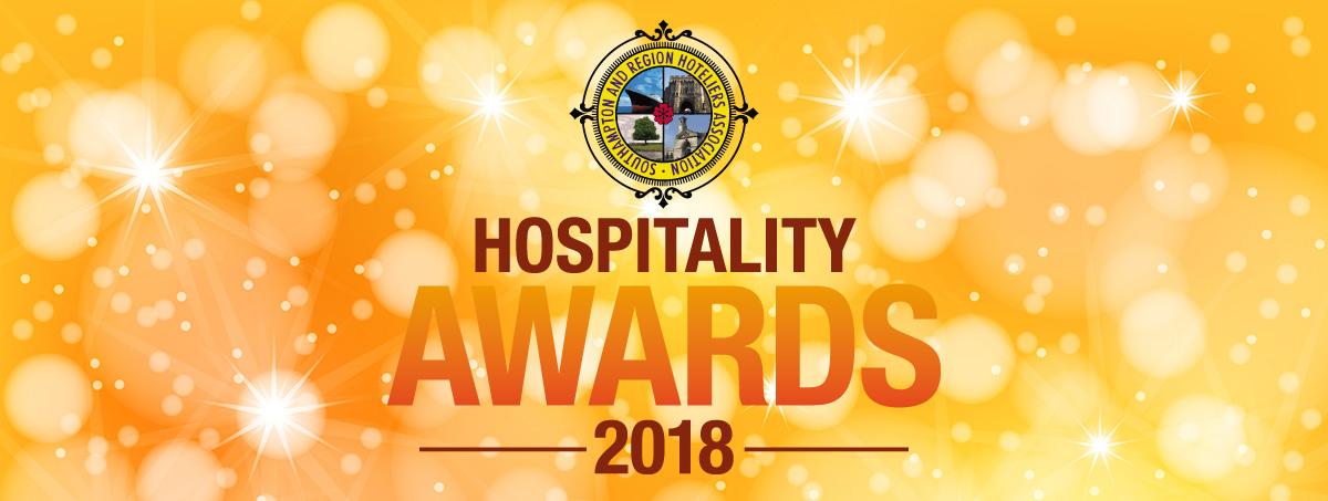 Hospitality Awards Web Banner Southampton Hoteliers